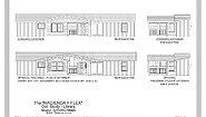 Vista Ridge The Hacienda II Flex 320VR57664A Layout