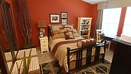 Palm Harbor The Timber Ridge Bedroom