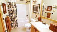 Palm Harbor The Timber Ridge Bathroom