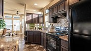 Palm Harbor The Paradise PL15401A Kitchen