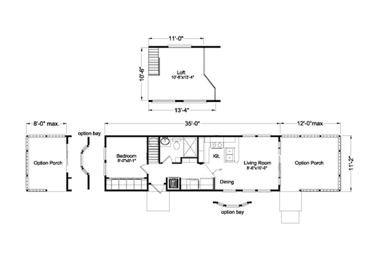 Palm Harbor The Pacific Lodge Layout