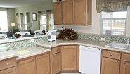 Palm Harbor The Mt. Bachelor Kitchen