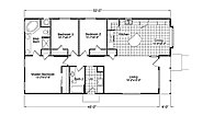 Palm Harbor The Frontier Layout