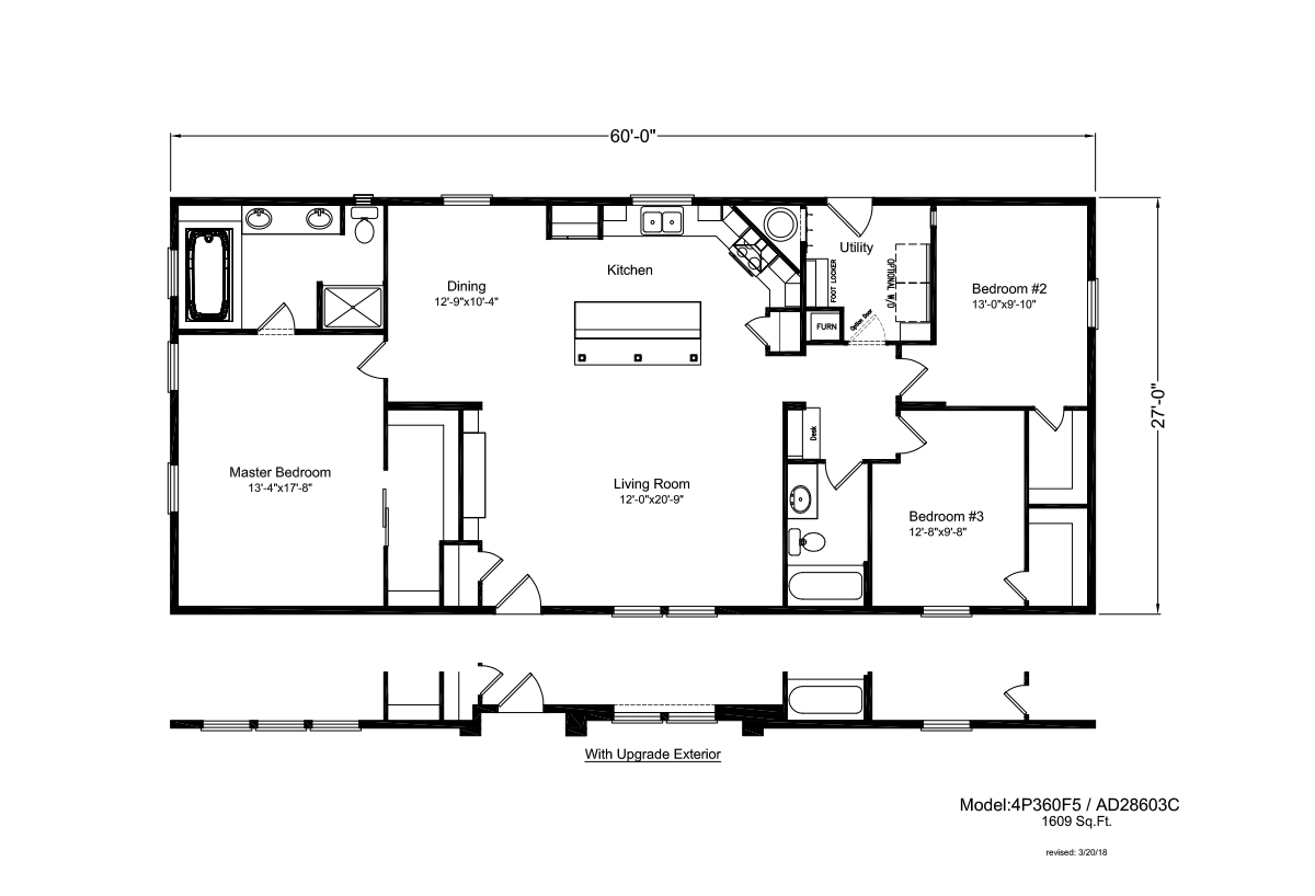 Palm Harbor The Mt Anderson 4p360f5 By Palm Harbor Homes