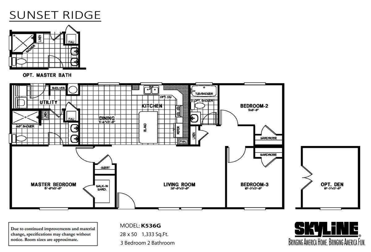 Sunset Ridge - K536G