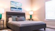 Amber Cove K200CTB Bedroom