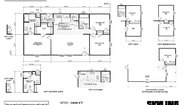 Palm Haven 3406-CT Layout