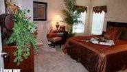 Sunset Ridge K530G Bedroom