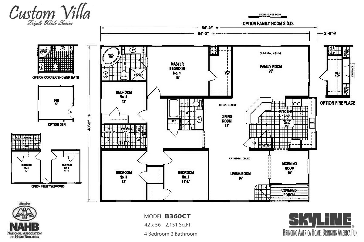 Custom Villa - B360CT