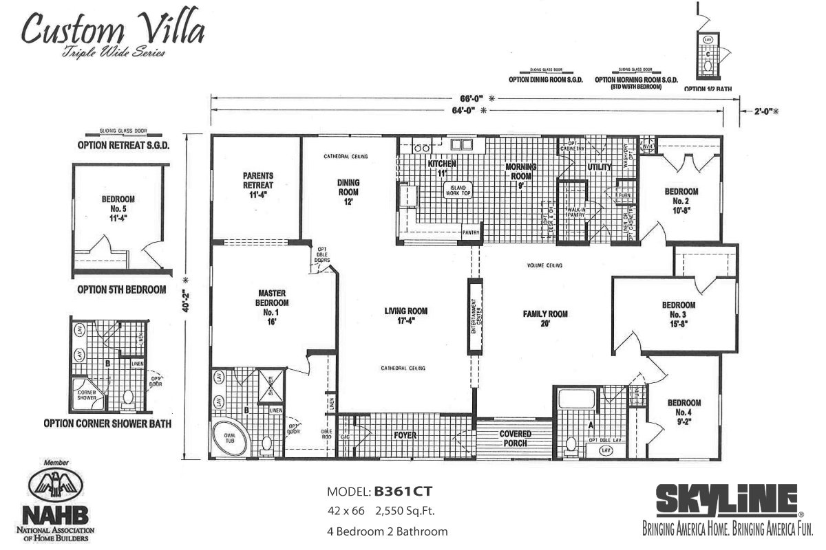 Custom Villa - B361CT