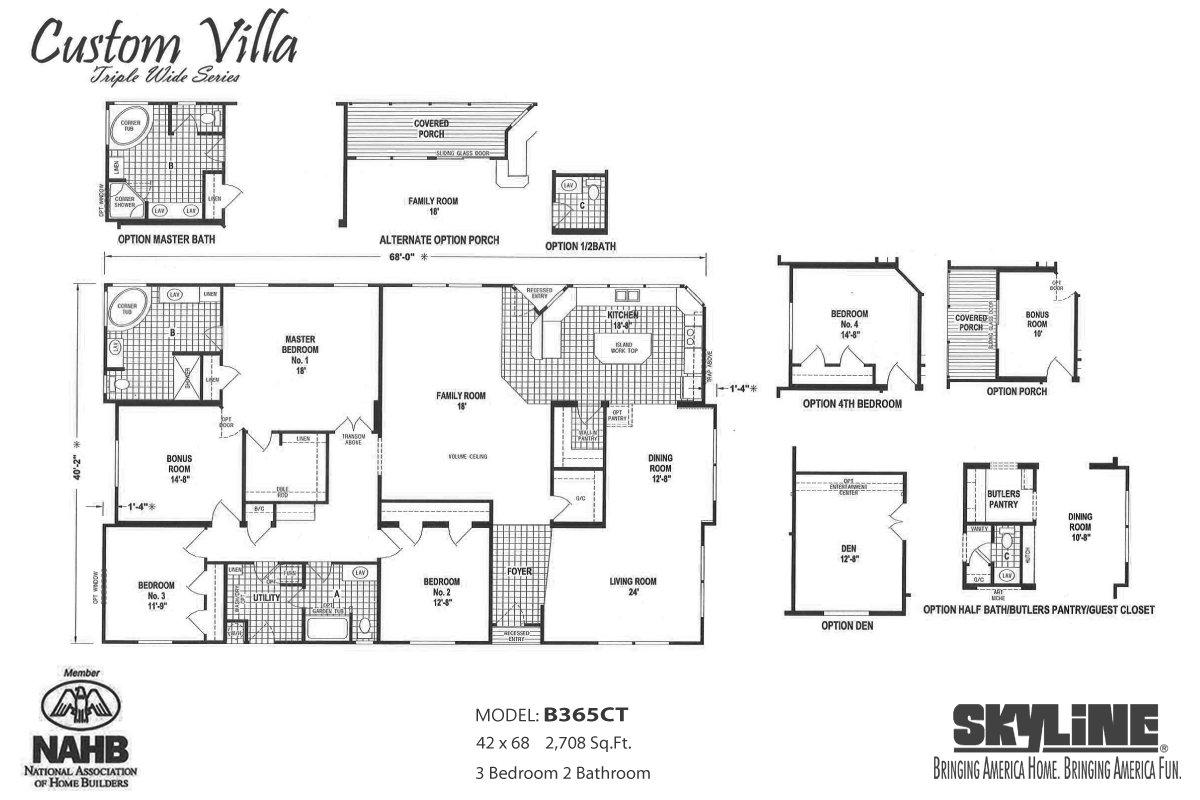Custom Villa - B365CT