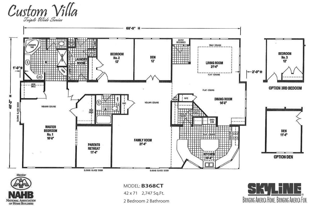Custom Villa - B368CT