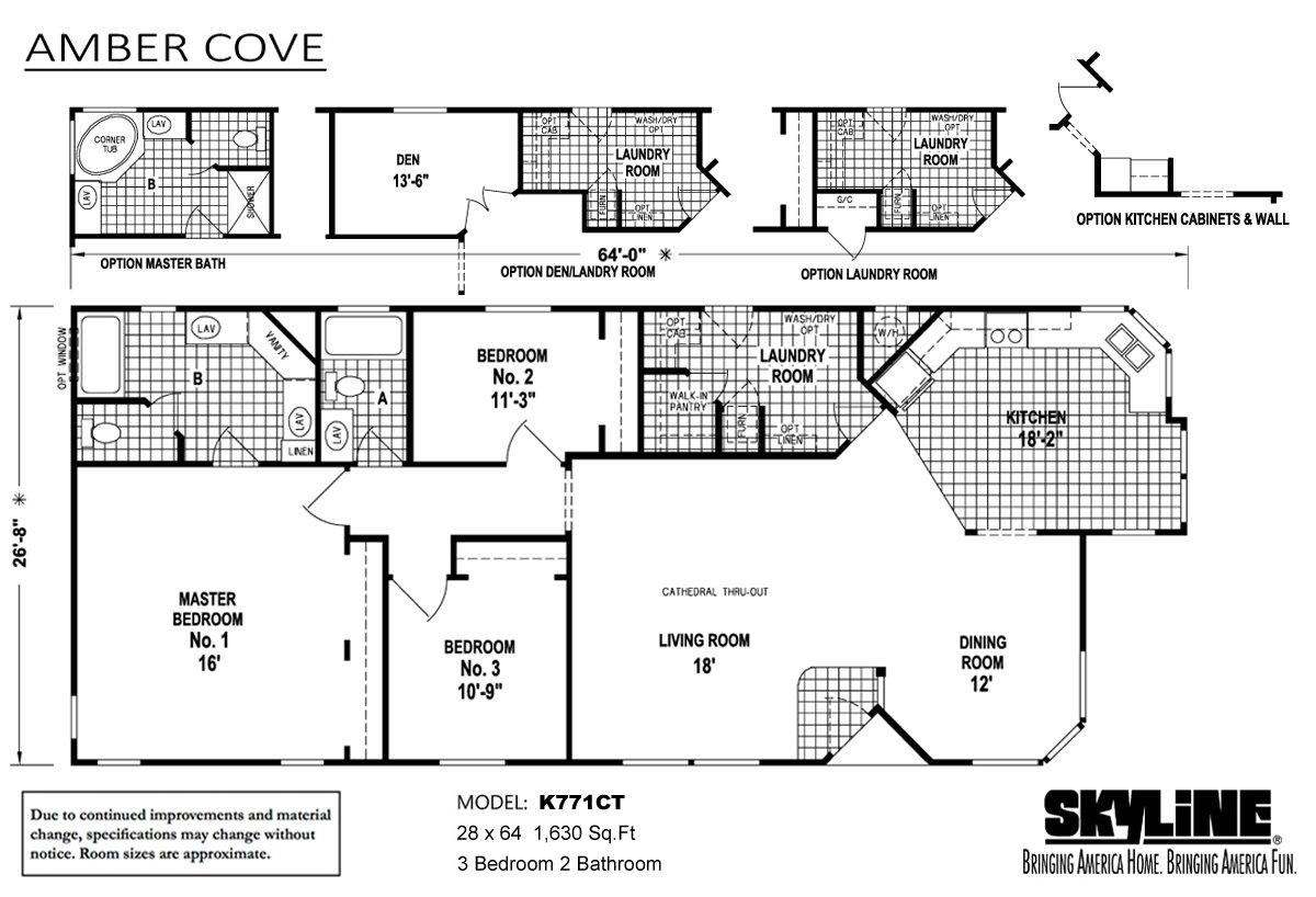 Amber Cove - K771CT