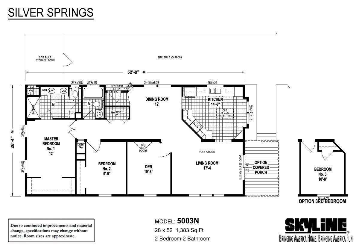 Silver Springs - 5003N