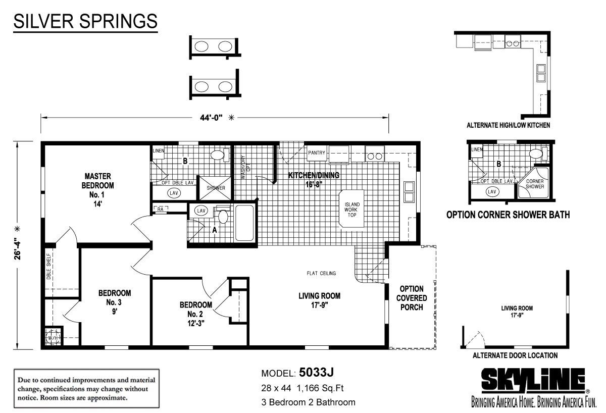Silver Springs - 5033J