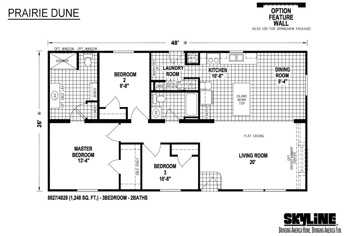 Prairie Dune 8827 By Skyline Homes