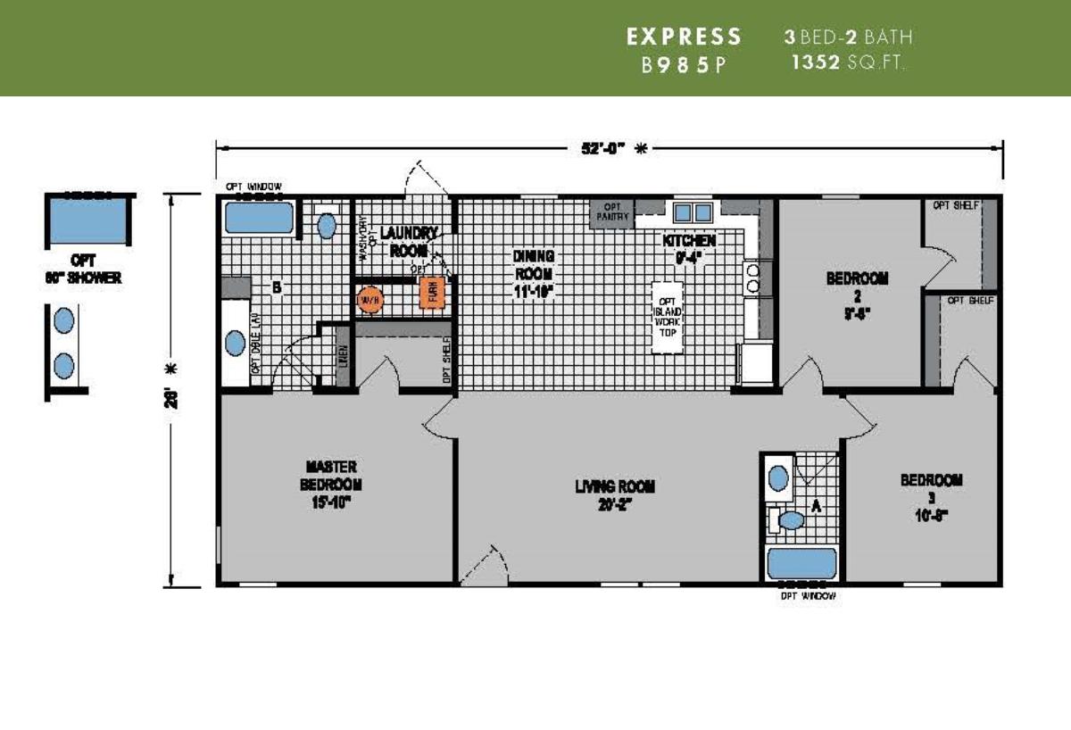 Express - B985P