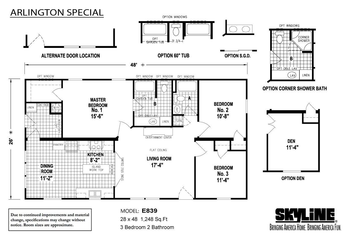 Arlington Special - E839