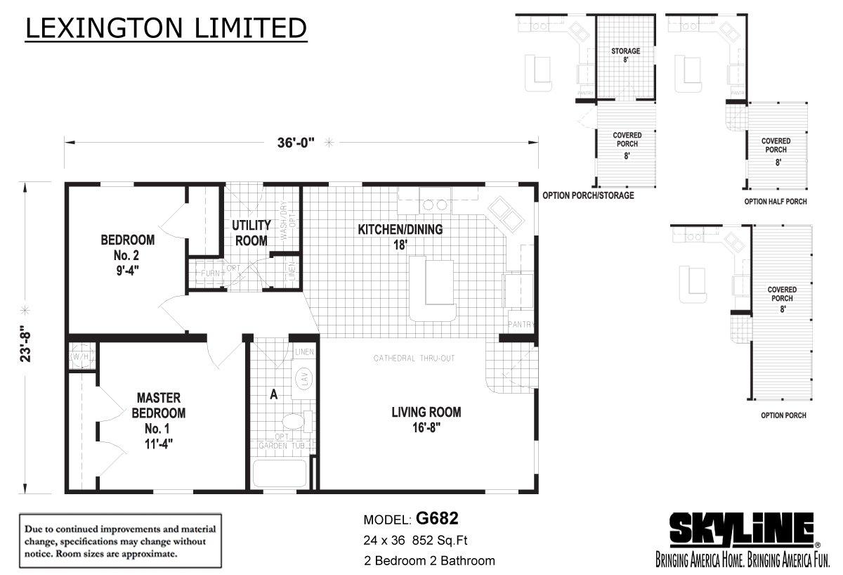 Lexington Limited - G682