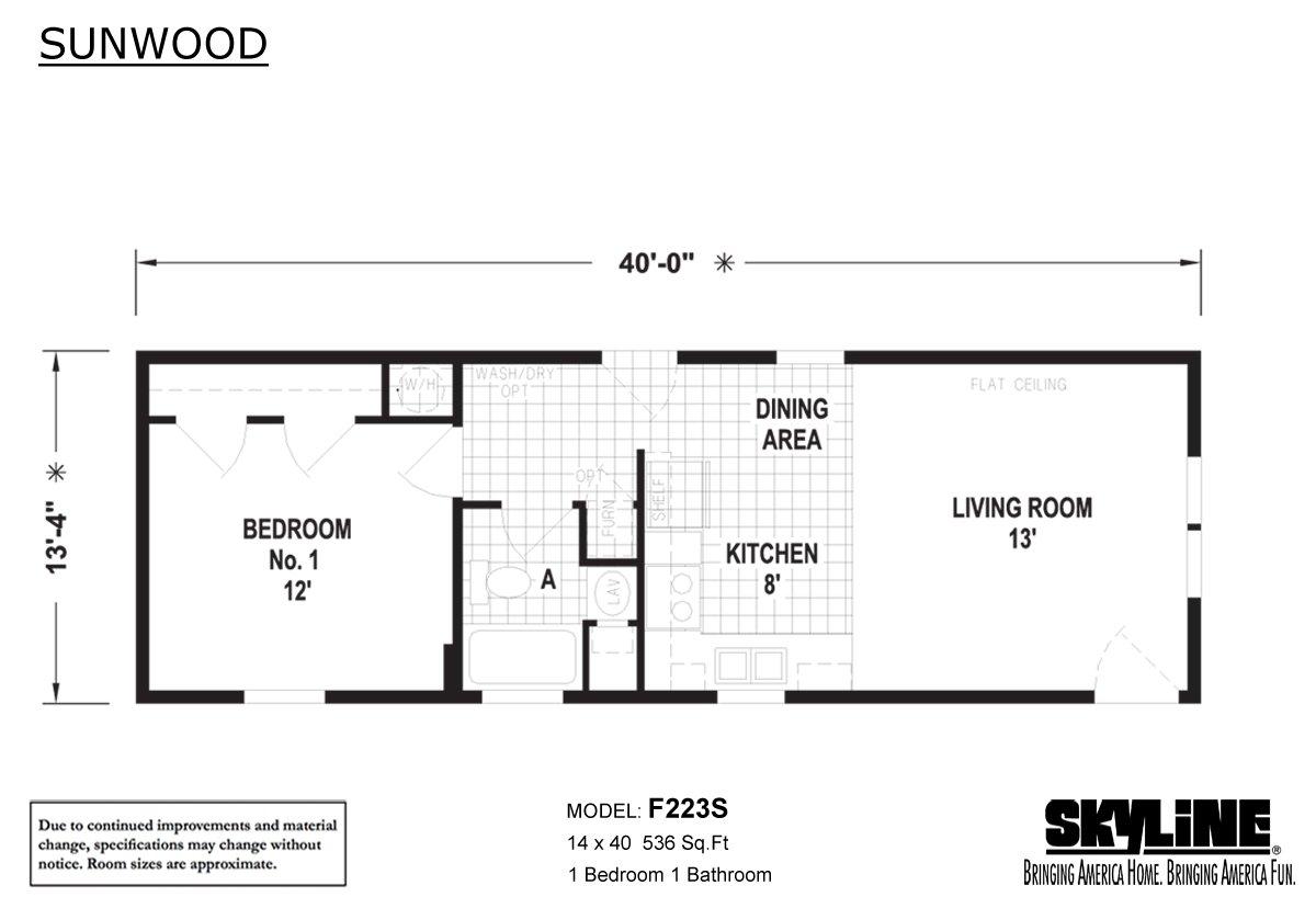 Sunwood - F223S