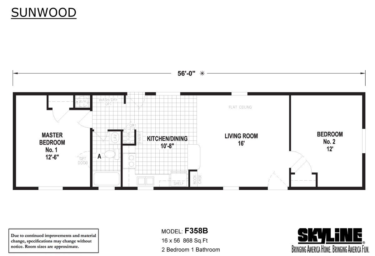 Sunwood - F358B