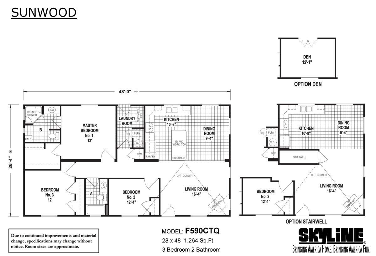 Sunwood - F590CTQ