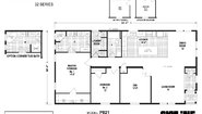 Wood Manor P821 Layout