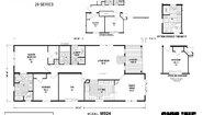 Wood Manor M924 Layout