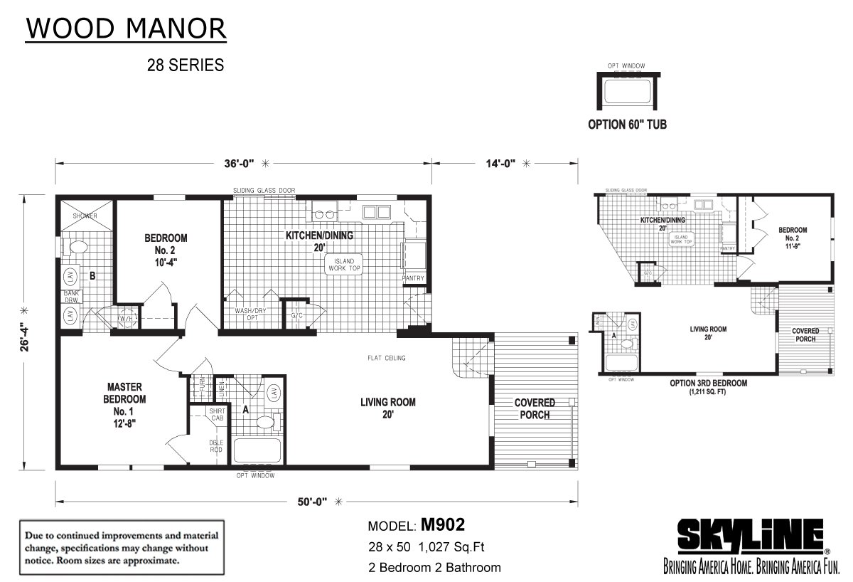 Wood Manor - M902