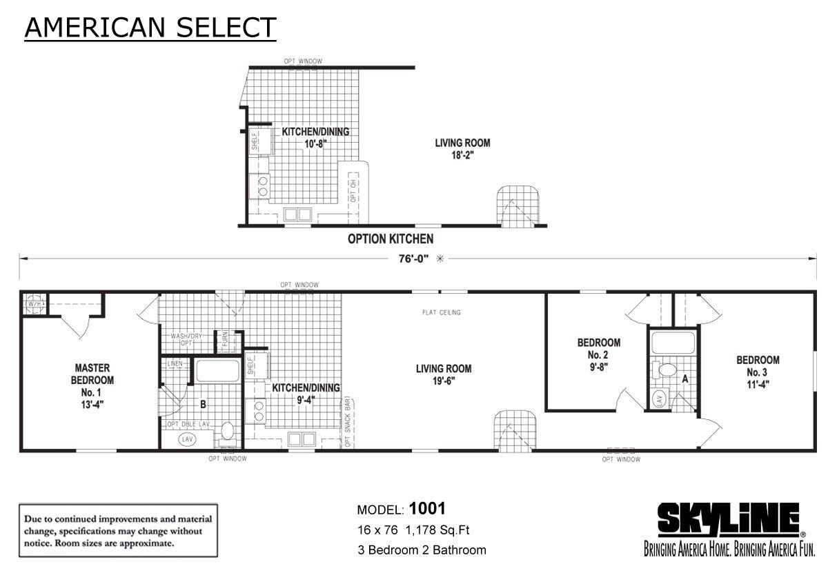 American Select - 1001