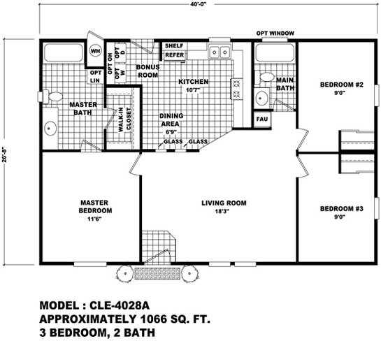 Cle Multi-section - CLE-4028A