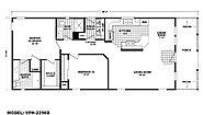 Value Porch VPH-2256B Layout