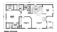 Value Porch VPH-2446A Layout
