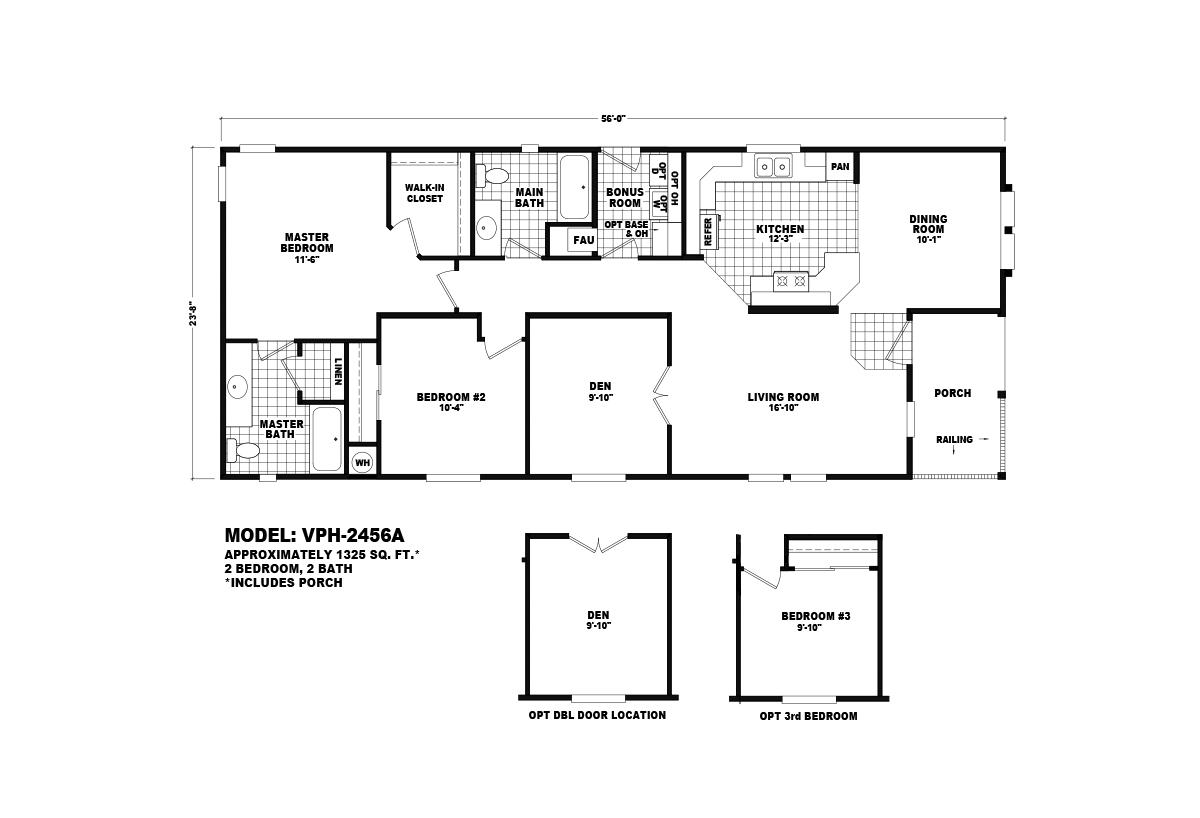 Value Porch - VPH-2456A