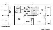 Value Porch VPH-2850A Layout