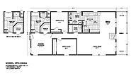 Value Porch VPH-2858A Layout
