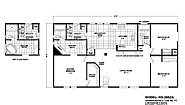 Homes Direct Value HD-2852A Layout