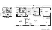 Homes Direct Value HD-2852A-9 Layout