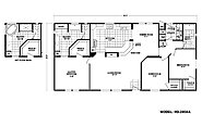 Homes Direct Value HD-2856A Layout