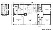 Homes Direct Value HD-3256A-9 Layout