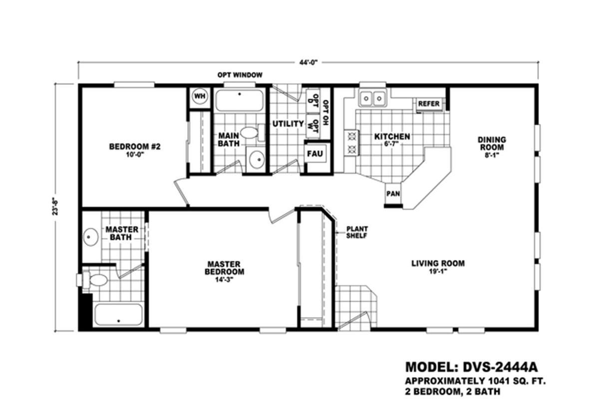Durango Value - DVS-2444A