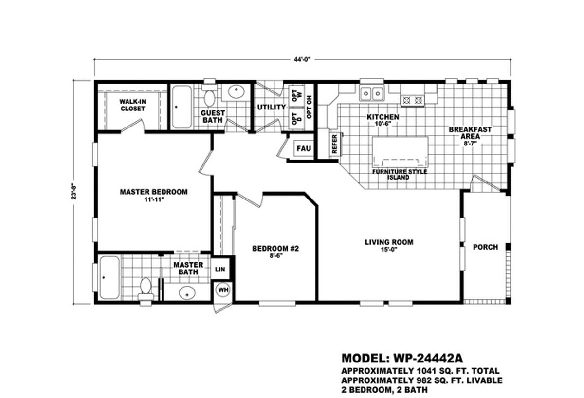 Westin Porch - WP-24442A