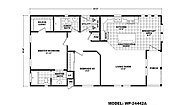 Westin Porch WP-24442A Layout