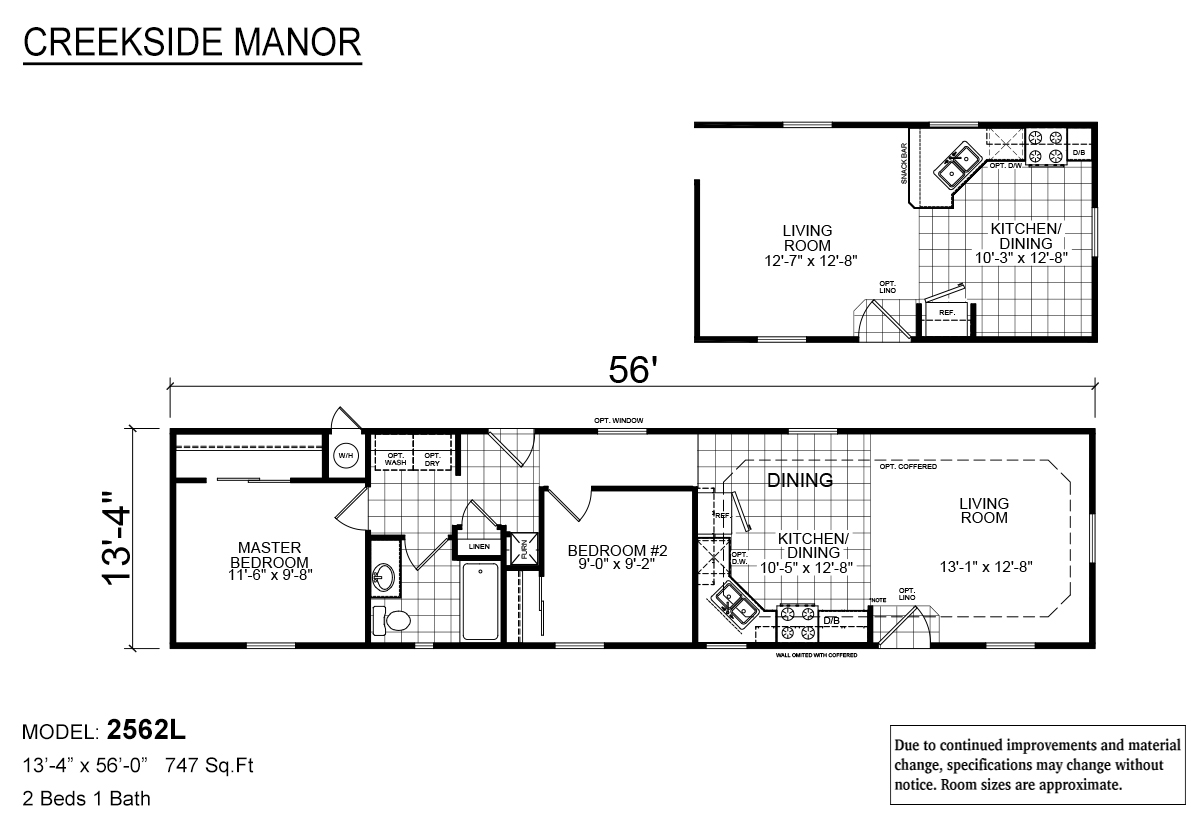 Creekside Manor - 2562L