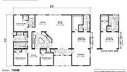 Creekside Manor CM-7604B Layout
