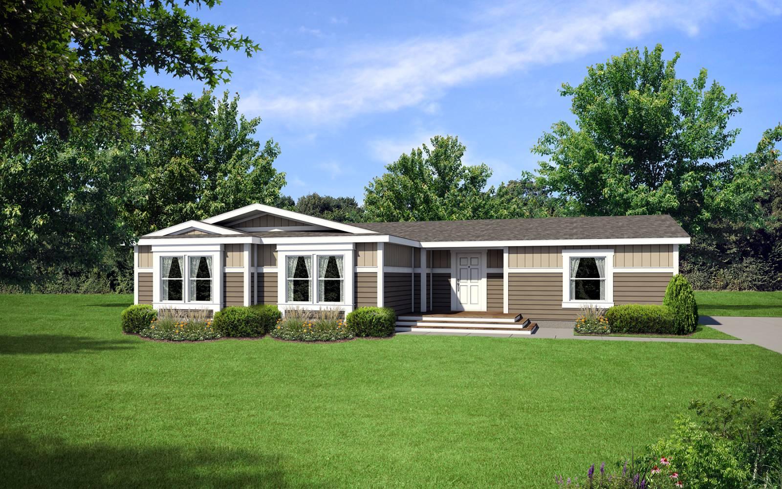 Creekside Manor Redman Homes Lindsay Modularhomes