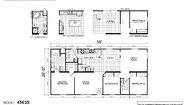 Creekside Manor CM-4563S Layout