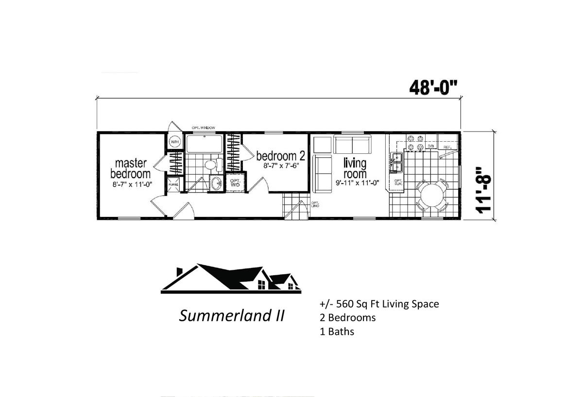 Custom Cottage - The Summerland II