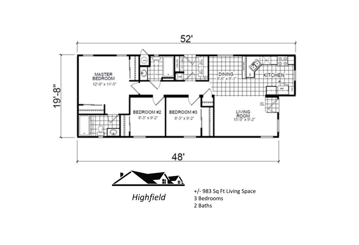 Custom Cottage - The Highfield