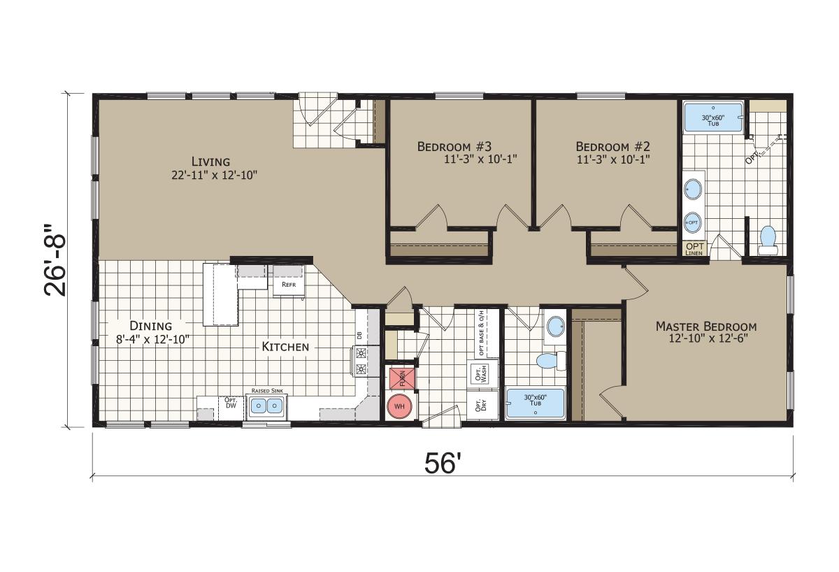 Transitions - Crystal Bay Estates CB-4563C